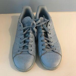 Adidas Stan Smith Powder Blue Sneakers